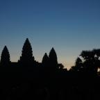 Angkor Temples – Sunrise in Angkor Wat